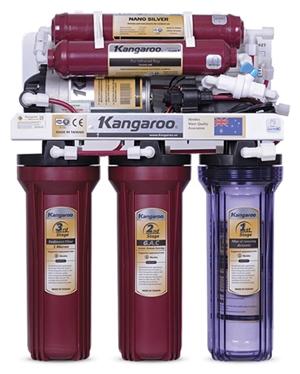 Máy lọc nước Kangaroo 6 lõi KG106 Không Vỏ