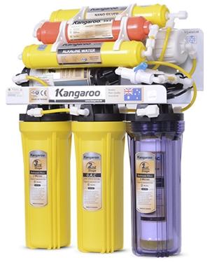 Máy lọc nước Kangaroo 7 lõi KG107 Không Vỏ