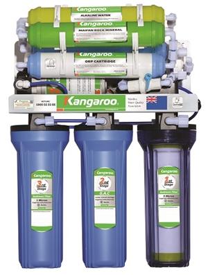 Máy lọc nước Kangaroo 9 lõi KG109 Không Vỏ