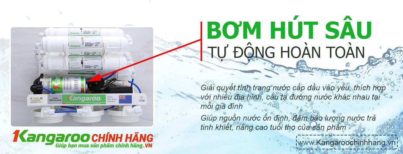 Bơm Máy lọc nước Kangaroo KG100HC